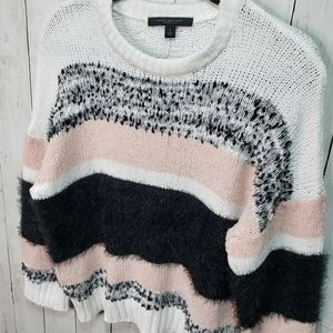 New! Marc New York Striped Sweater Size Small
